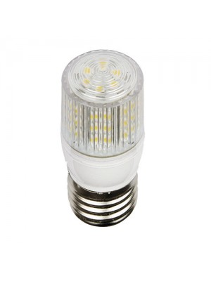 LED-E27, 230V, 3.8Watt, 24 LED, 290Lumen=30Watt, gerade, warmweiss